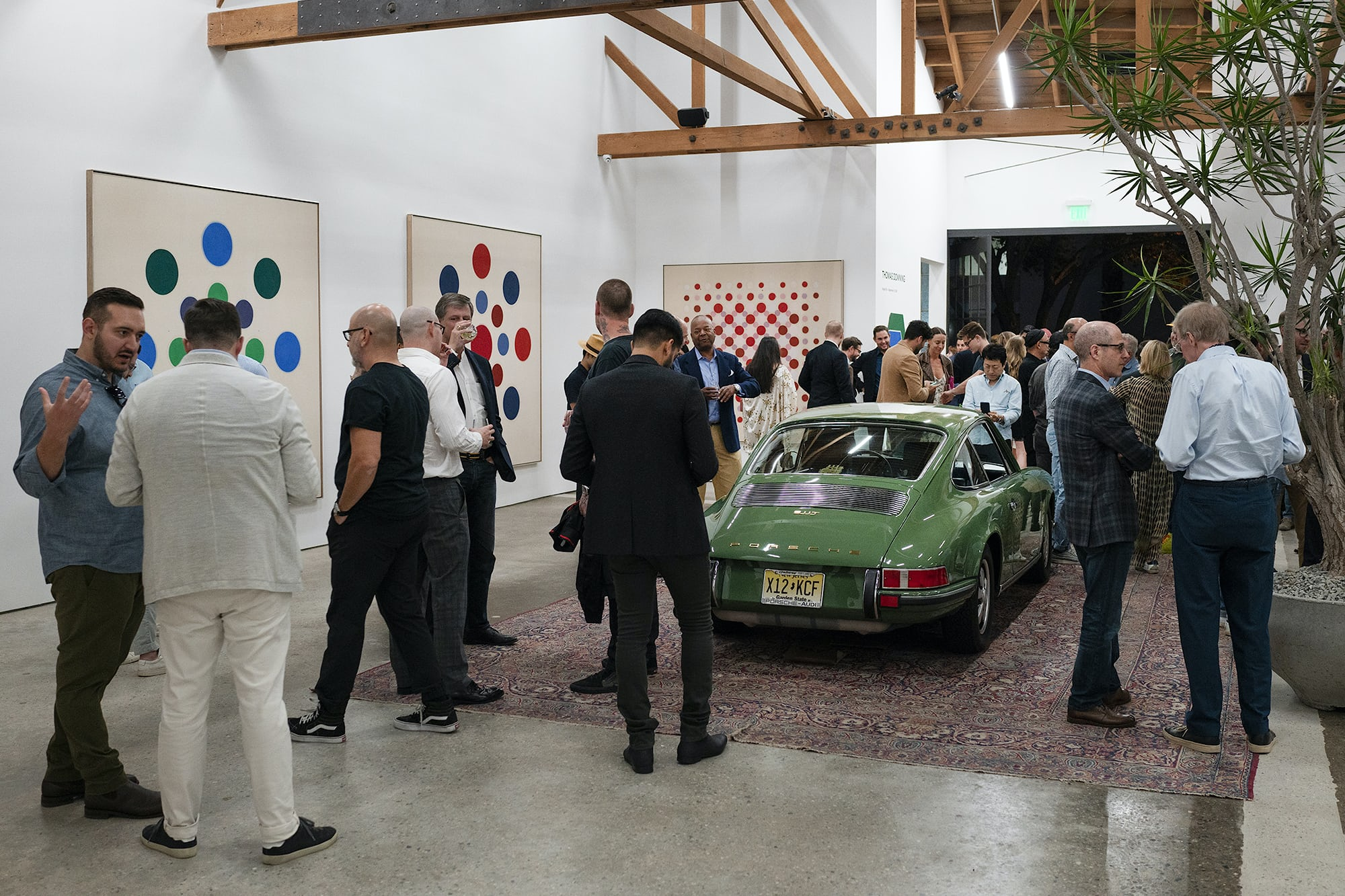 Photo Report: The Watches And Cars Of The HODINKEE Pop-Up At The UTA Artist Space In Los Angeles  DSC05184 copy