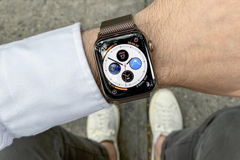 A Week On The Wrist Apple Watch Series 4 Hodinkee