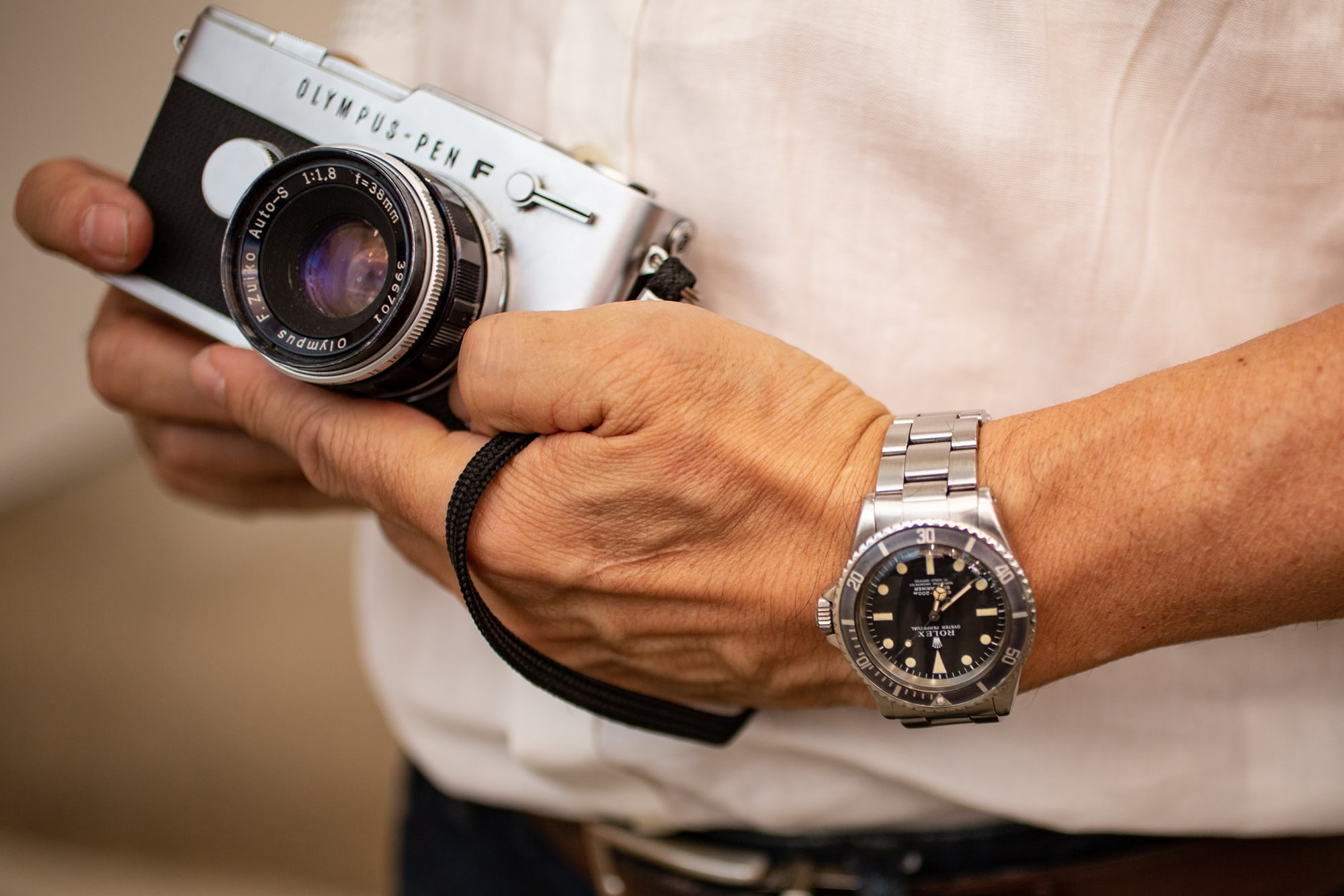 Photo Report: The Watches And Cars Of The HODINKEE Pop-Up At The UTA Artist Space In Los Angeles  r H20A0068