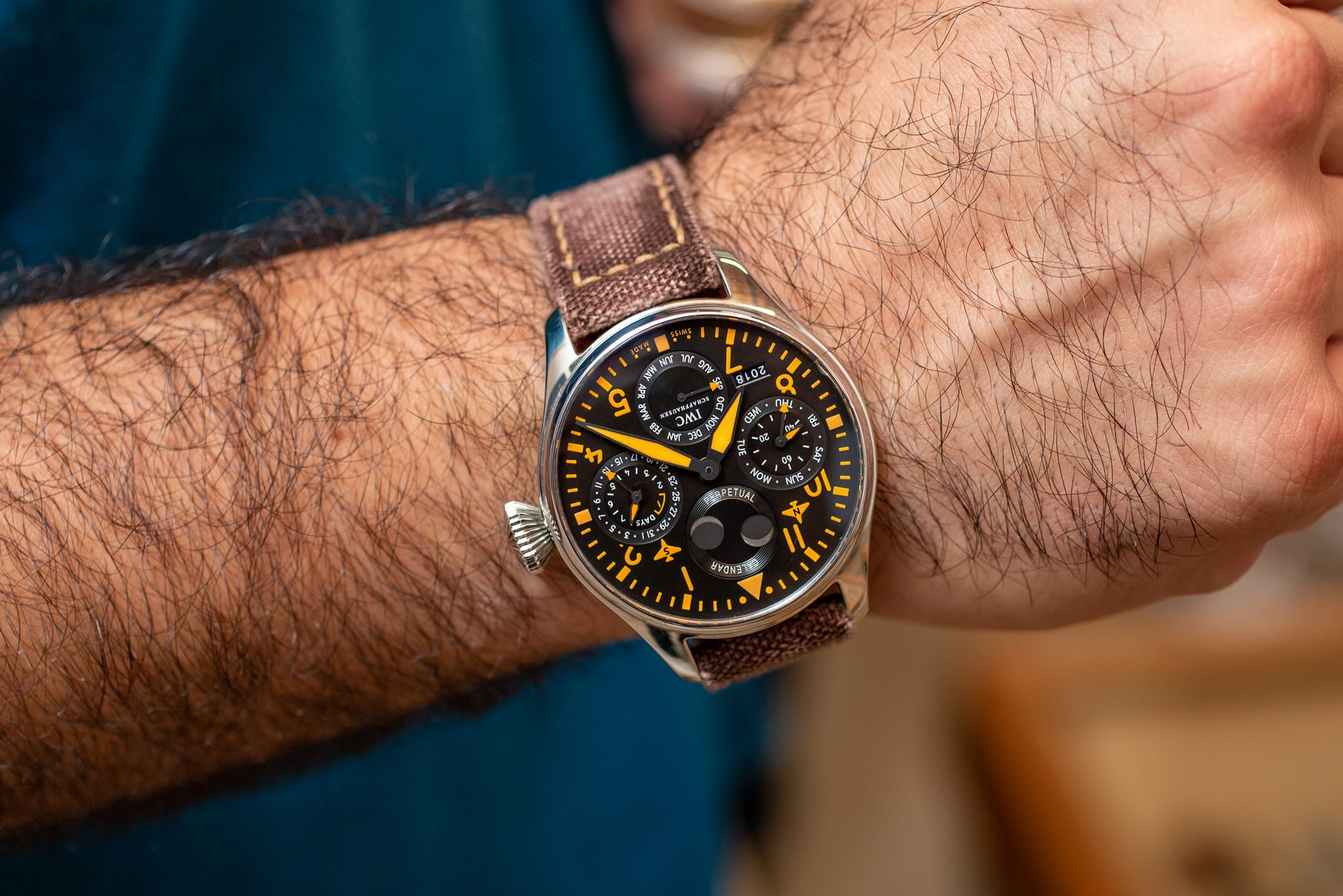 Photo Report: The Watches And Cars Of The HODINKEE Pop-Up At The UTA Artist Space In Los Angeles  H20A0100