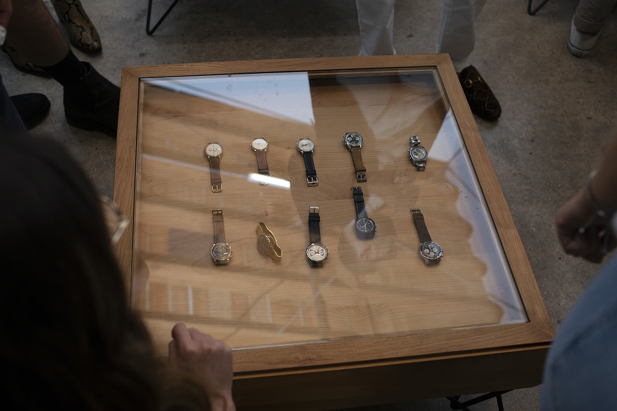 Photo Report: The Watches And Cars Of The HODINKEE Pop-Up At The UTA Artist Space In Los Angeles  3H0A0472 copy