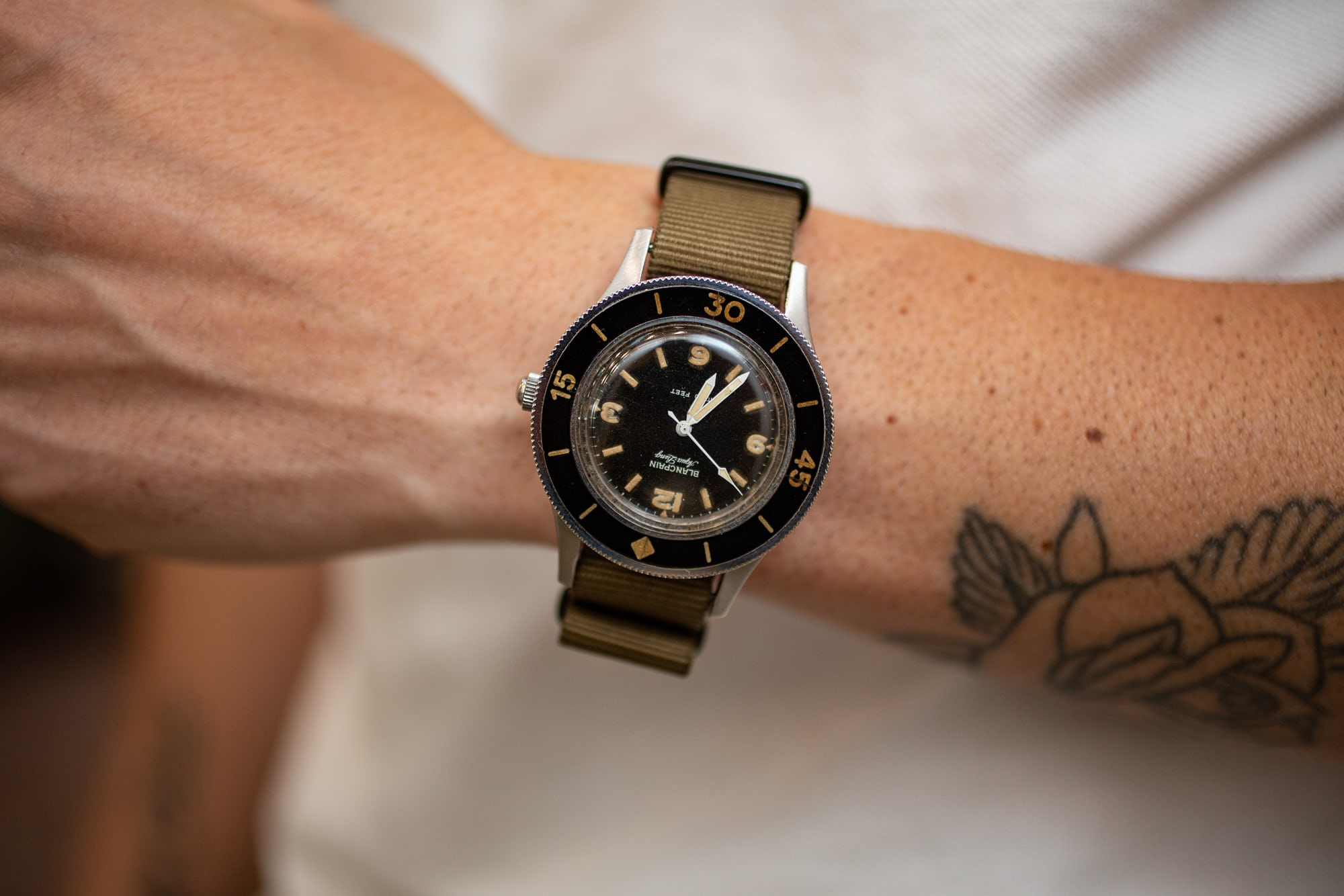 Photo Report: The Watches And Cars Of The HODINKEE Pop-Up At The UTA Artist Space In Los Angeles  H20A0062