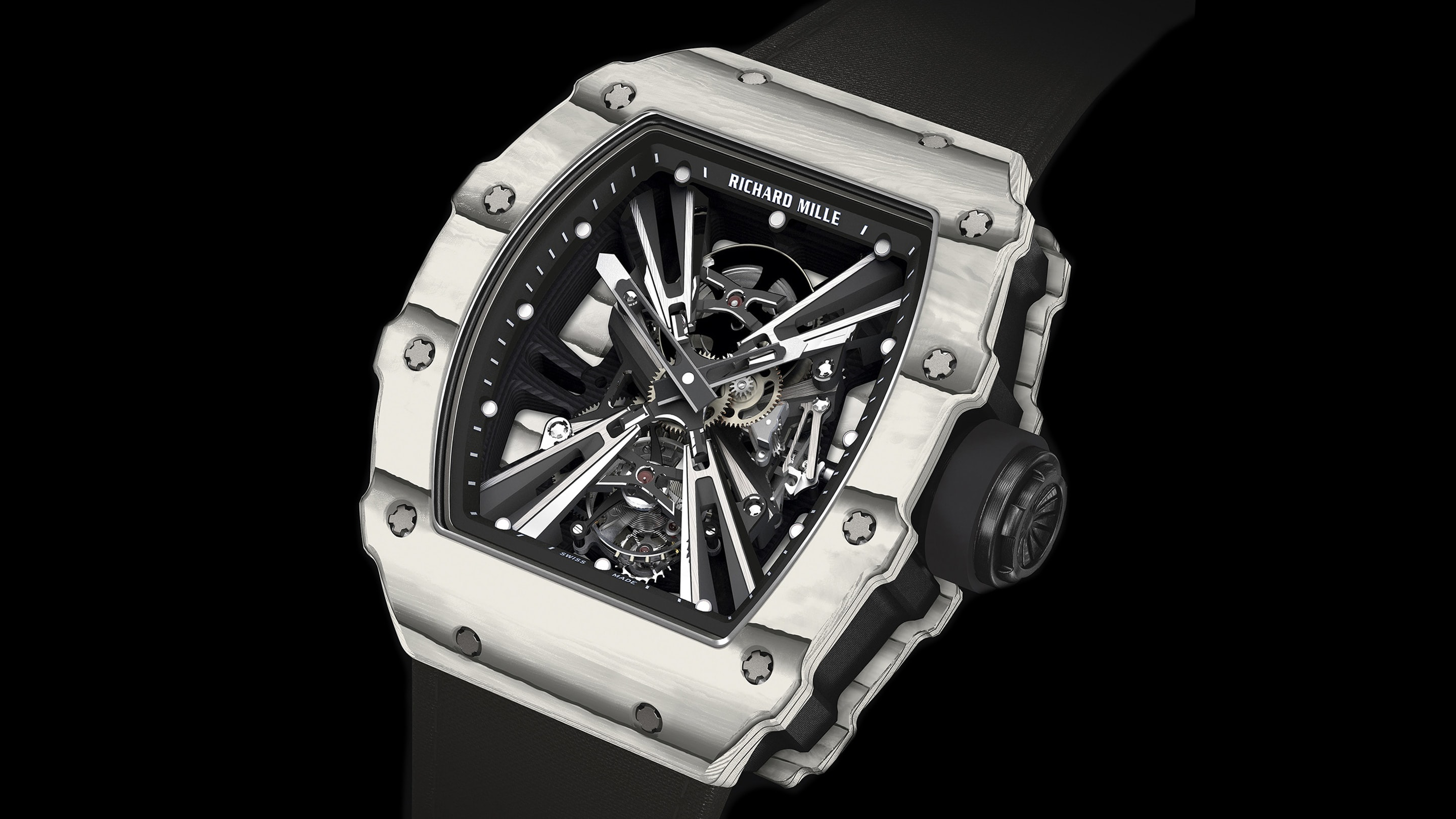 Introducing: The Richard Mille RM 12-01 Tourbillon