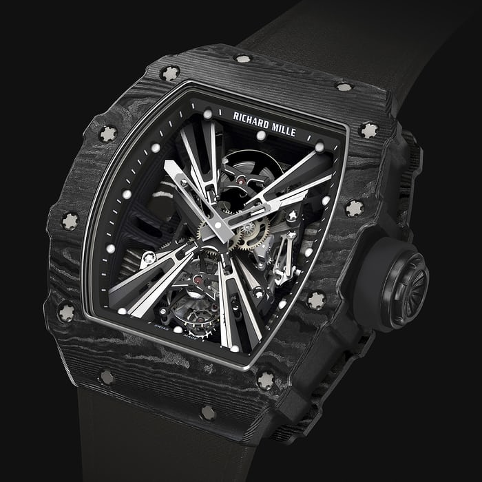 Introducing The Richard Mille Rm 12 01 Tourbillon Hodinkee