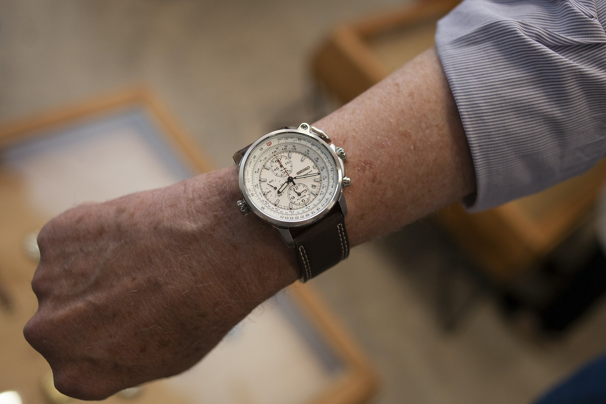 Photo Report: The Watches And Cars Of The HODINKEE Pop-Up At The UTA Artist Space In Los Angeles  3H0A0593 copy
