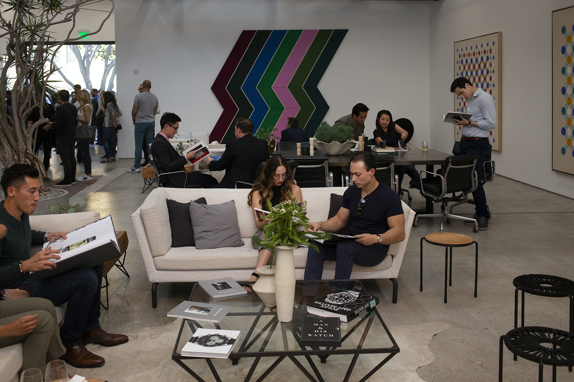 Photo Report: The Watches And Cars Of The HODINKEE Pop-Up At The UTA Artist Space In Los Angeles  3H0A0397 copy