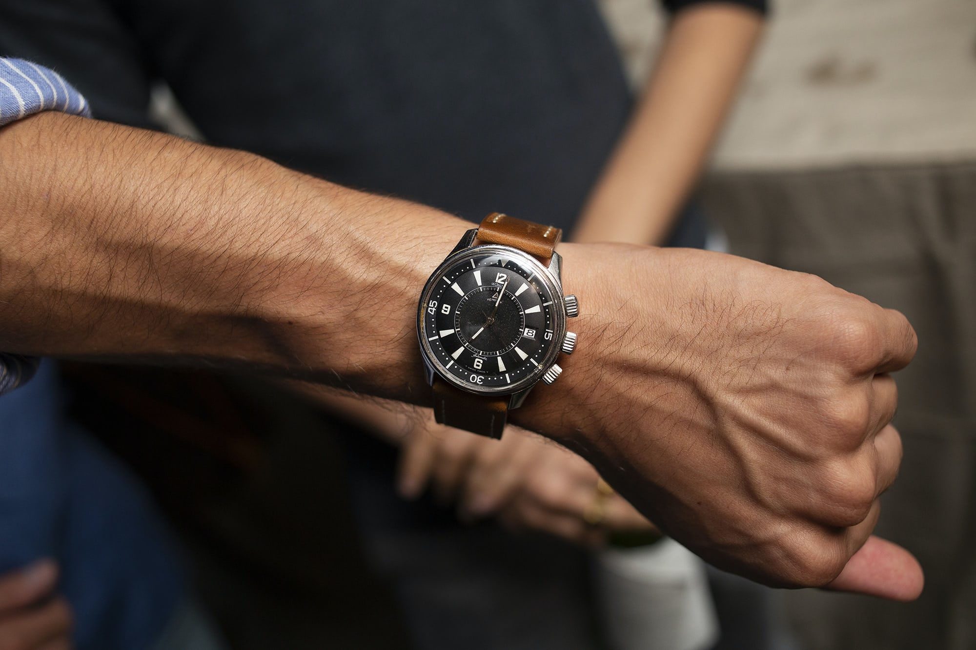 Photo Report: The Watches And Cars Of The HODINKEE Pop-Up At The UTA Artist Space In Los Angeles  3H0A0456 copy