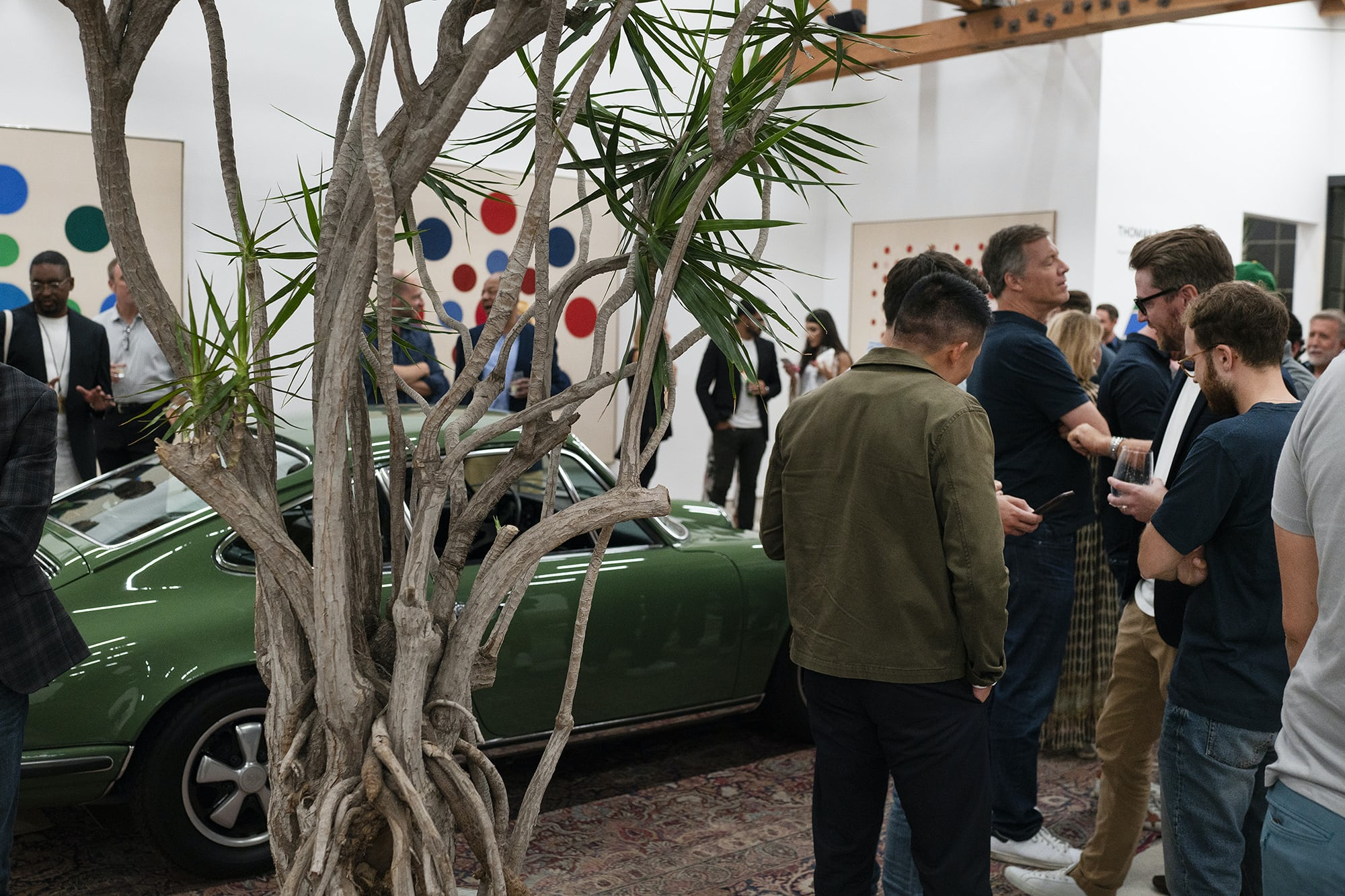 Photo Report: The Watches And Cars Of The HODINKEE Pop-Up At The UTA Artist Space In Los Angeles  DSC05187 copy
