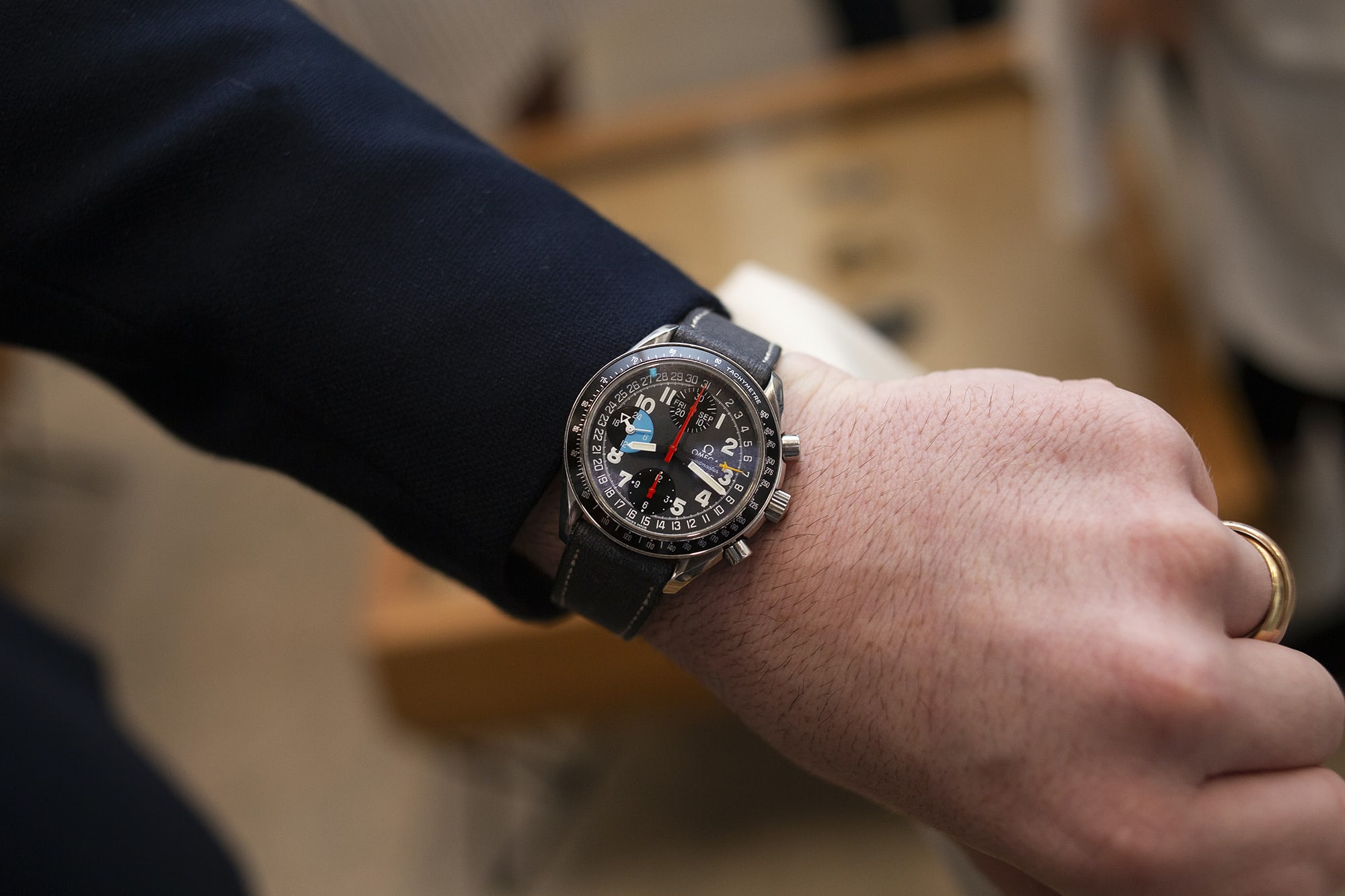 Photo Report: The Watches And Cars Of The HODINKEE Pop-Up At The UTA Artist Space In Los Angeles  3H0A0595 copy