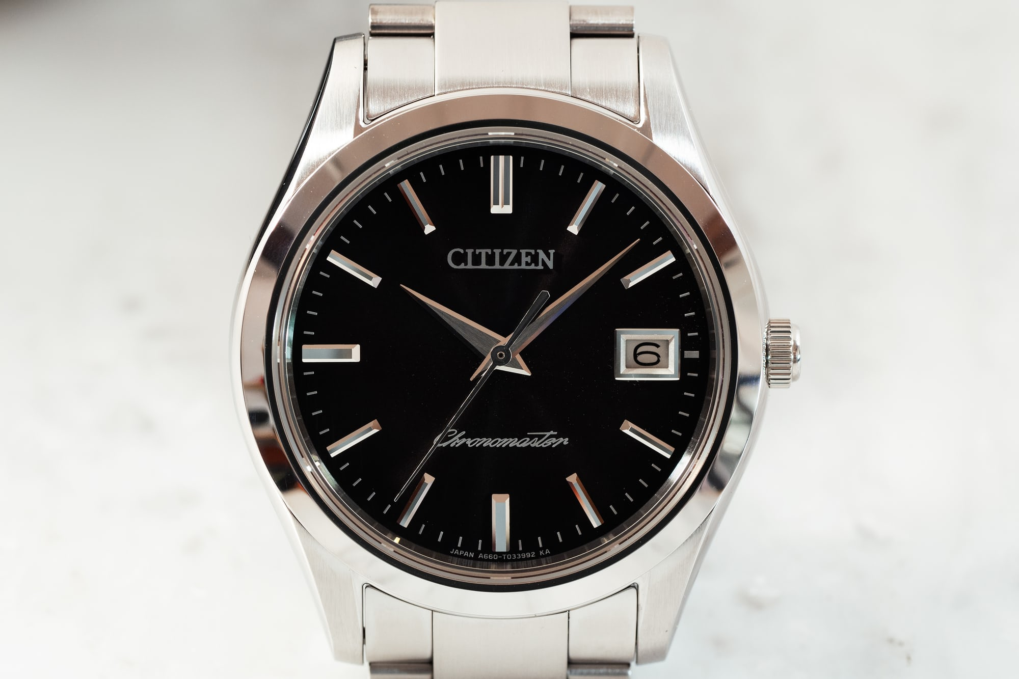 Hodinkee Hands On The Citizen Eco Drive The Citizen
