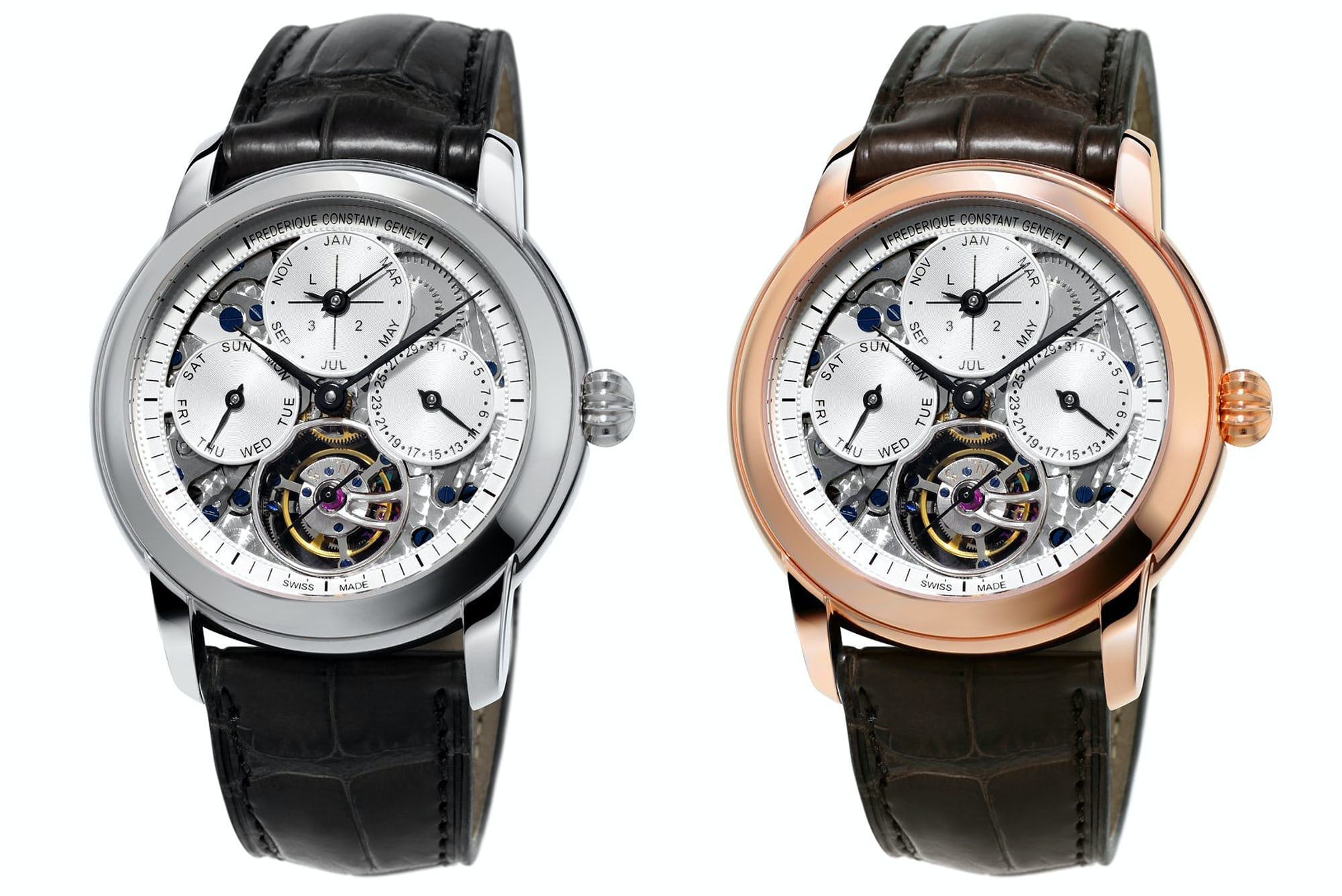 Hodinkee - Introducing: The Frederique Constant QP