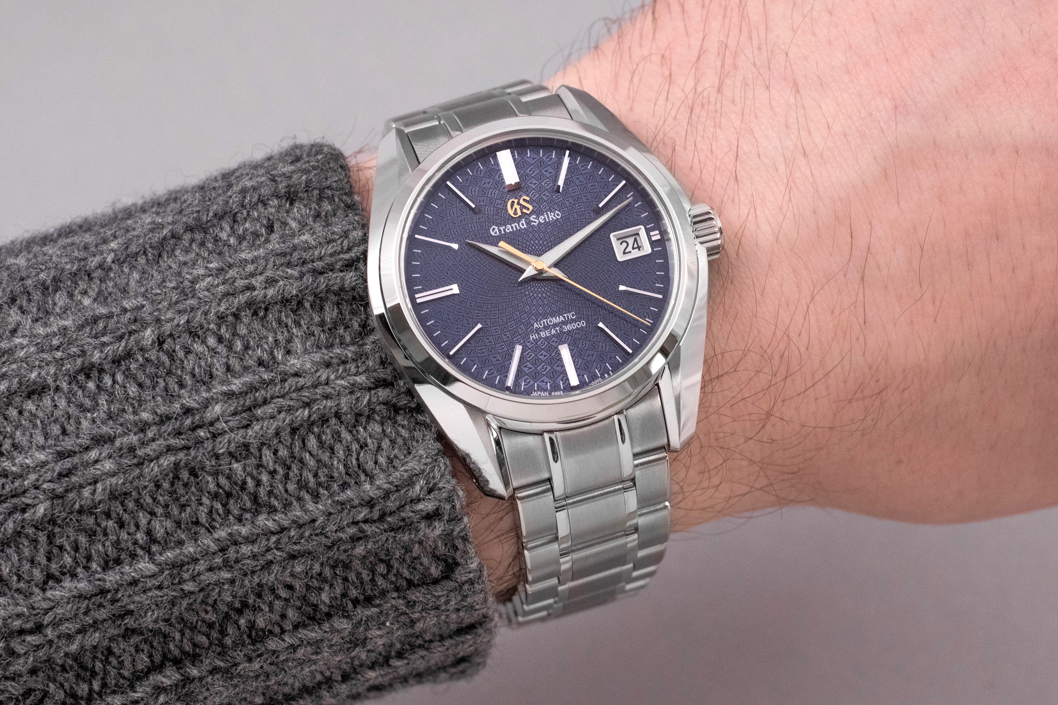 Business News: Grand Seiko Corp Of America Becomes Its Own Company seiko 01