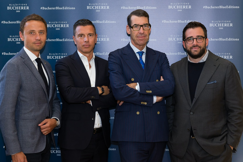 Photo Report: Celebrating The New Vacheron Constantin Bucherer Blue Editions In Paris BUCHERER CRILLON 27