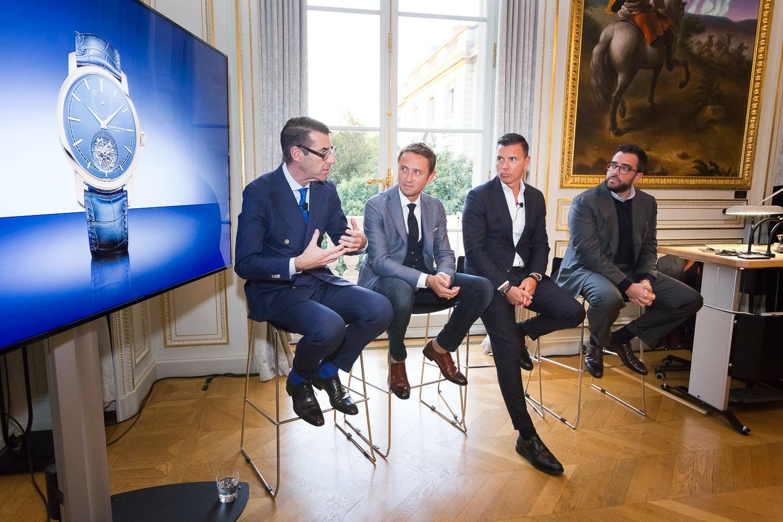 Photo Report: Celebrating The New Vacheron Constantin Bucherer Blue Editions In Paris BUCHERER CRILLON 148