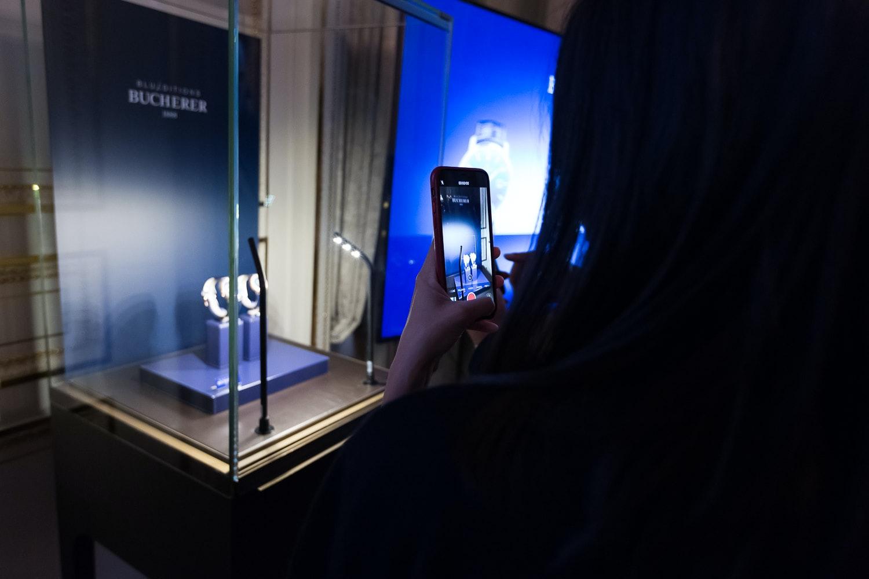 Photo Report: Celebrating The New Vacheron Constantin Bucherer Blue Editions In Paris BUCHERER CRILLON 163