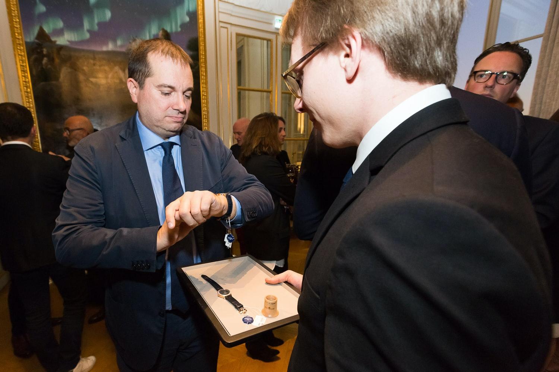 Photo Report: Celebrating The New Vacheron Constantin Bucherer Blue Editions In Paris BUCHERER CRILLON 175