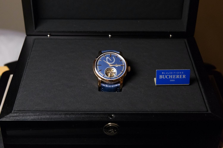 Photo Report: Celebrating The New Vacheron Constantin Bucherer Blue Editions In Paris BUCHERER CRILLON 234