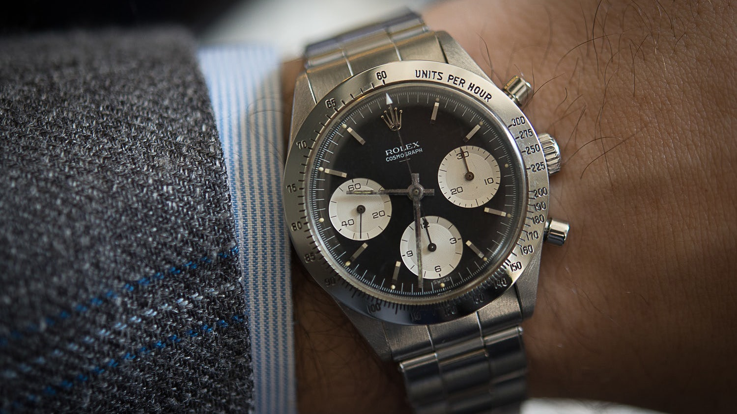 Auto Draft  Sunday Rewind: Getting To Know The Very First Rolex Daytona FirstGenerationRolexDaytona 42