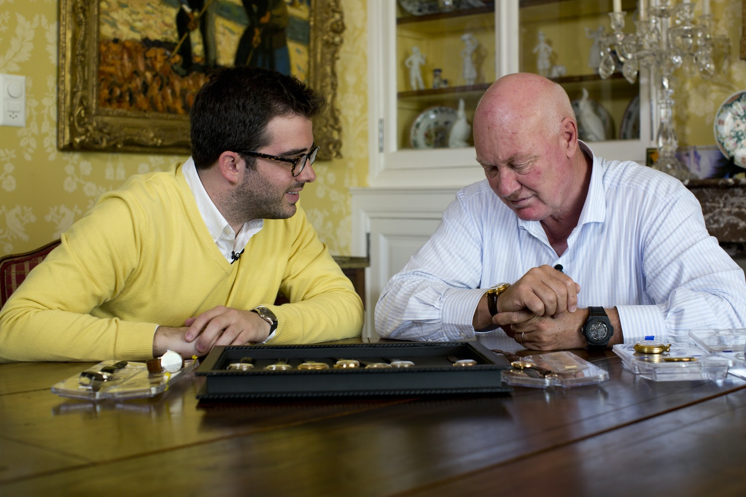 Personalities: Jean-Claude Biver And The Making Of The Modern Watch Industry tw