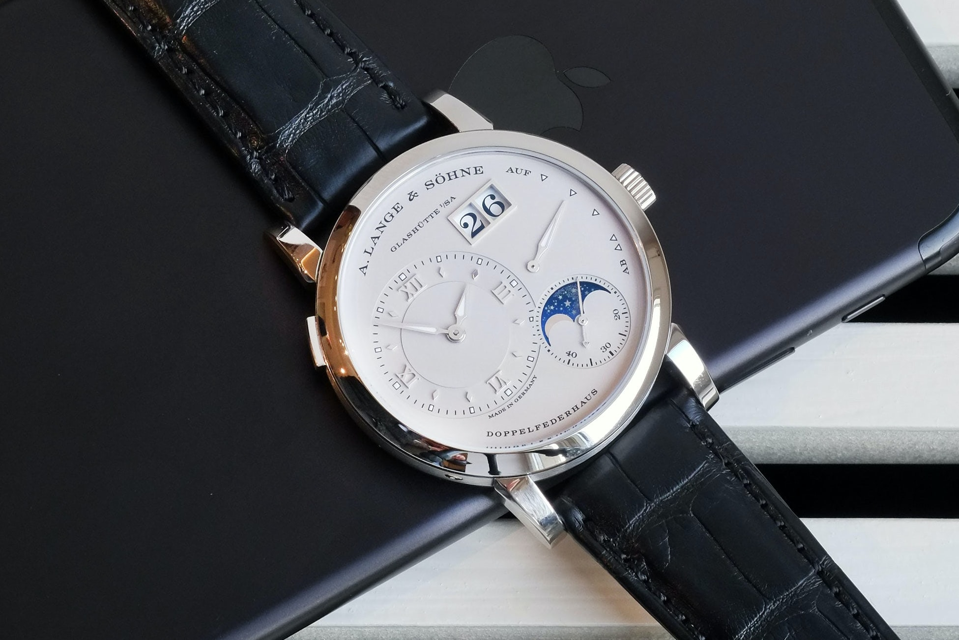 Editors' Picks: Some Of Our Favorite Non-Swiss Watchmakers lange moon lede