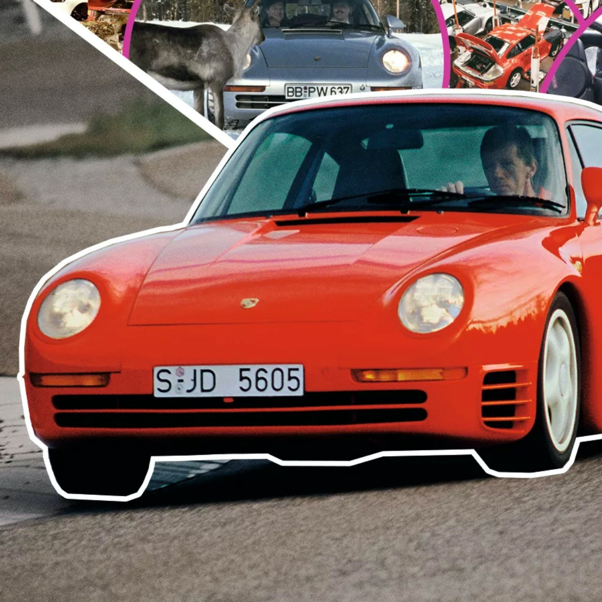 Weekend Round-Up: Views Of The Earth, New York City In The 1980s, And The Crazy Story Of The Porsche 959 p3