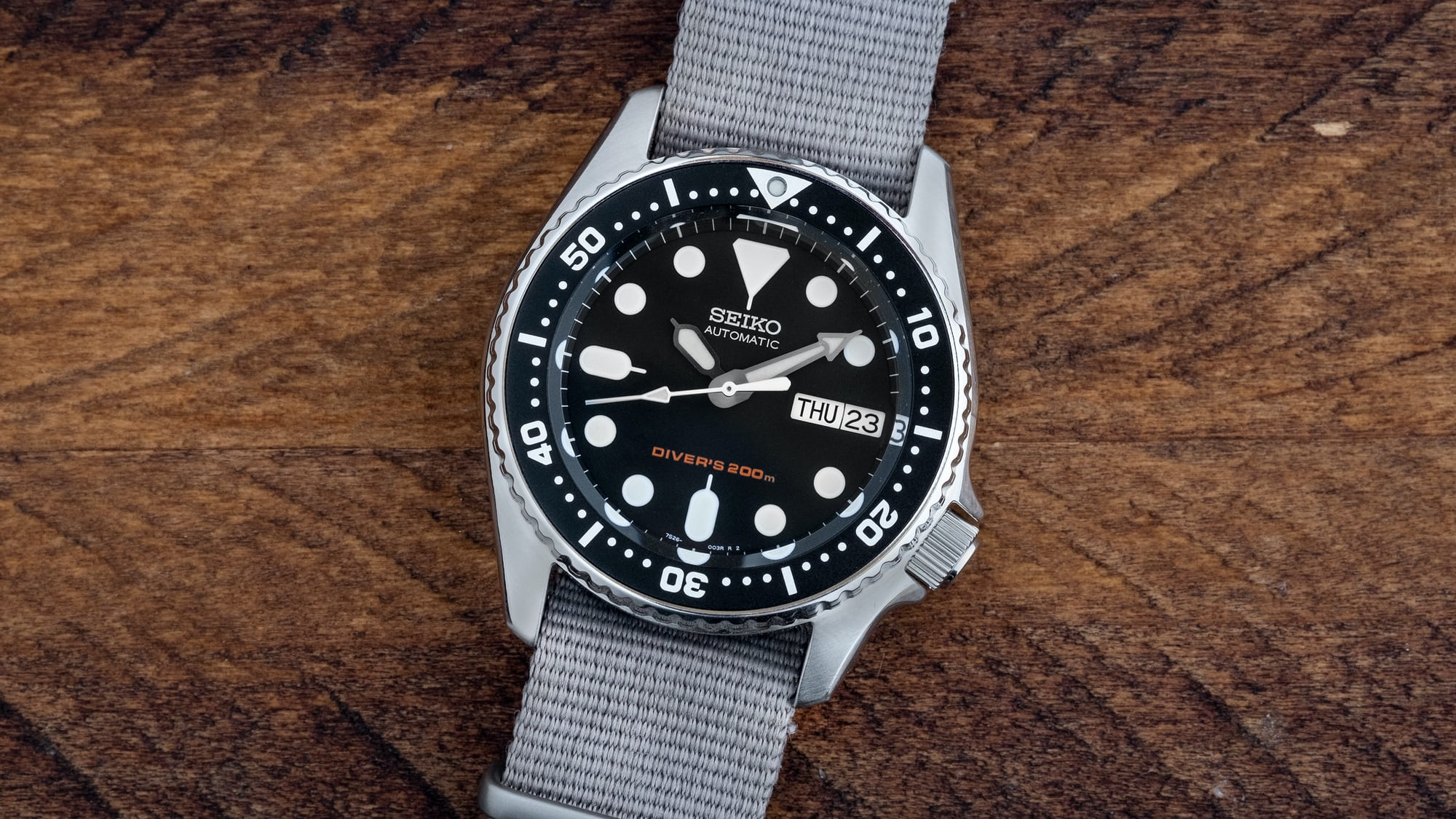 The Value Proposition: The Seiko SKX013 Dive Watch