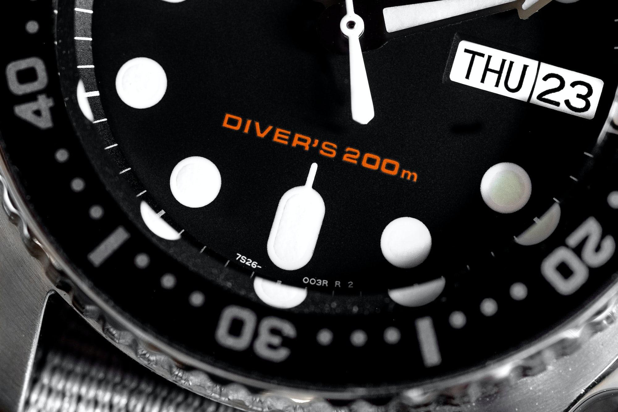 The Value Proposition: The Seiko SKX013 Dive Watch DSCF9119