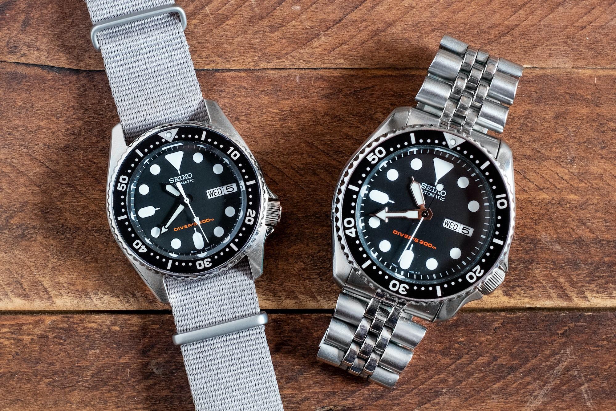 The Value Proposition: The Seiko SKX013 Dive Watch DSCF9406