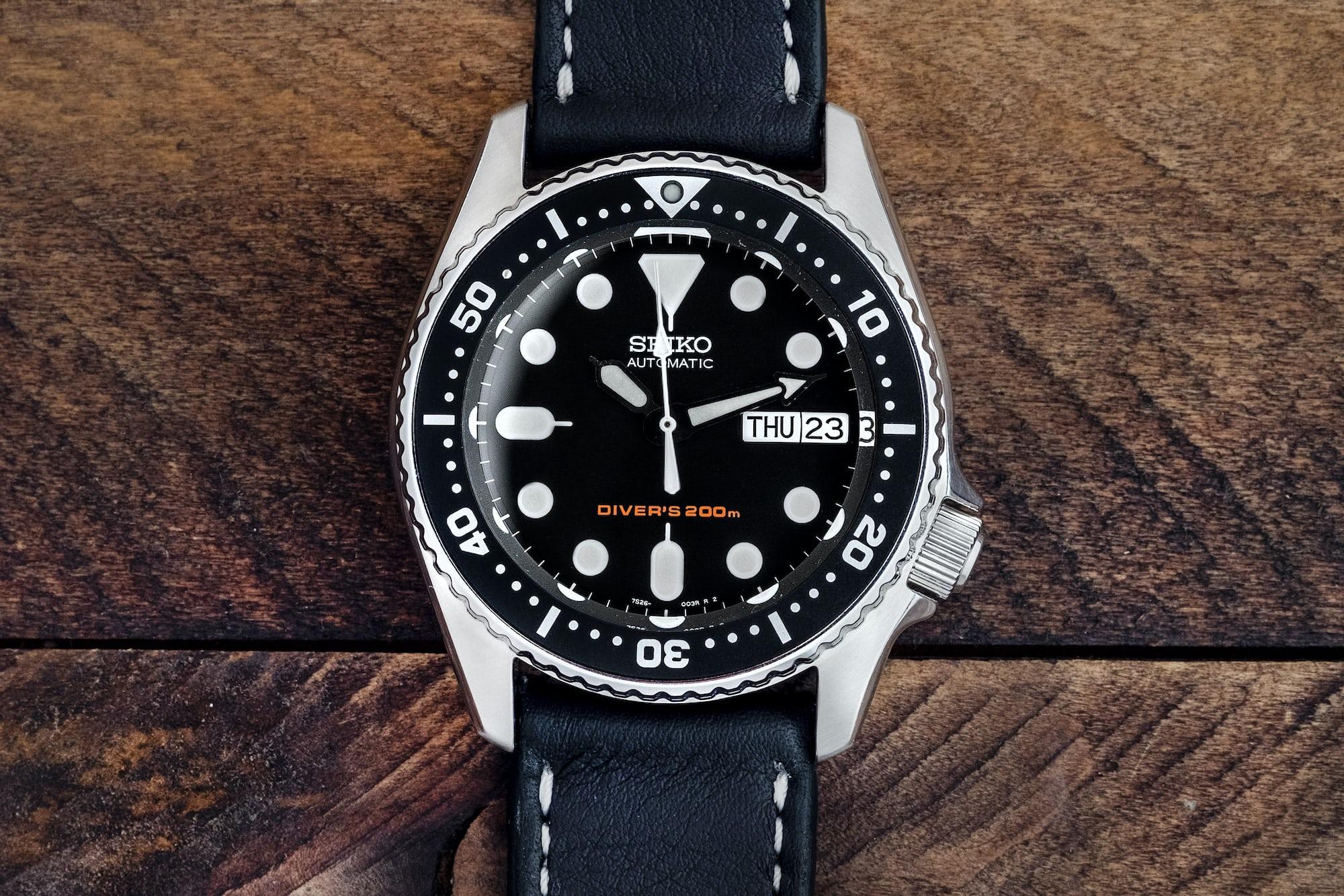 The Value Proposition: The Seiko SKX013 Dive Watch DSCF9126