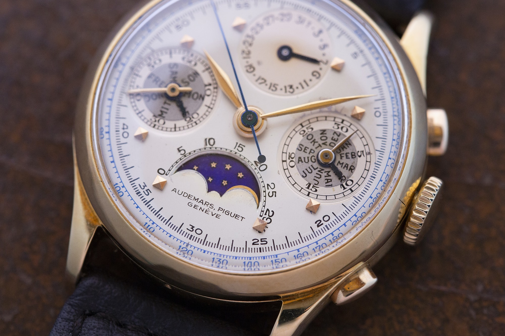 In Partnership – The Art Of Complexity, Episode 1: A History Of Complications At Audemars Piguet 3H0A0209 copy