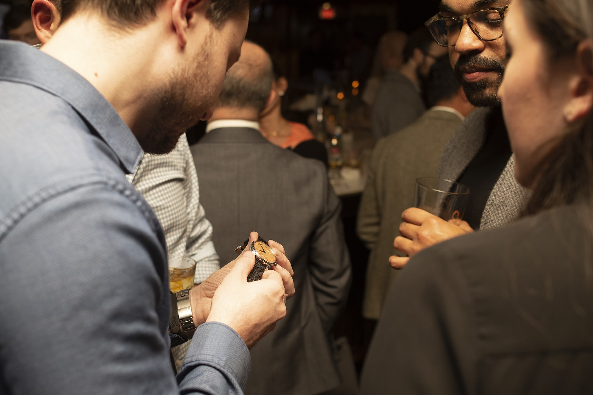 Photo Report: The Fall 2018 HODINKEE Meet-Up In New York City 20010259
