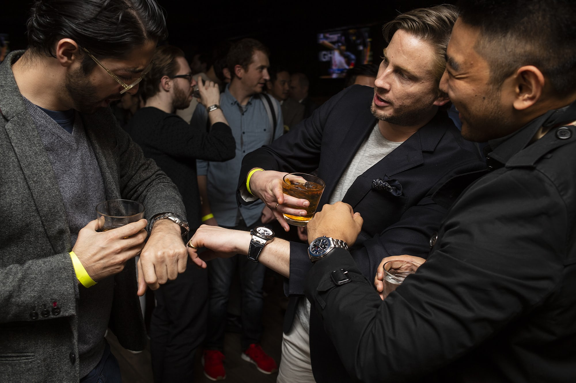 Photo Report: The Fall 2018 HODINKEE Meet-Up In New York City 20010310