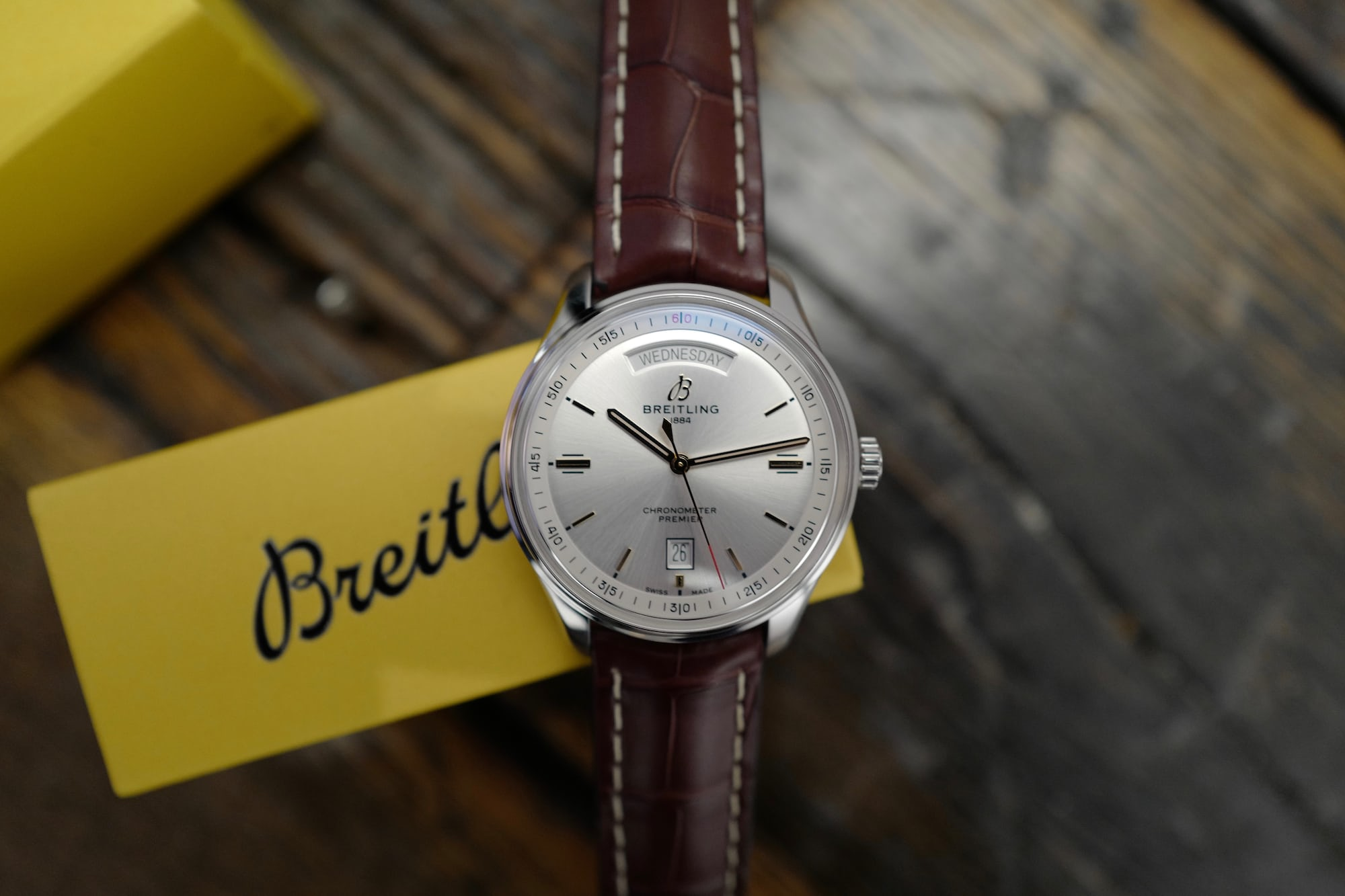 Introducing: The New Breitling Premier Collection (Live Pics & Pricing) L1080984