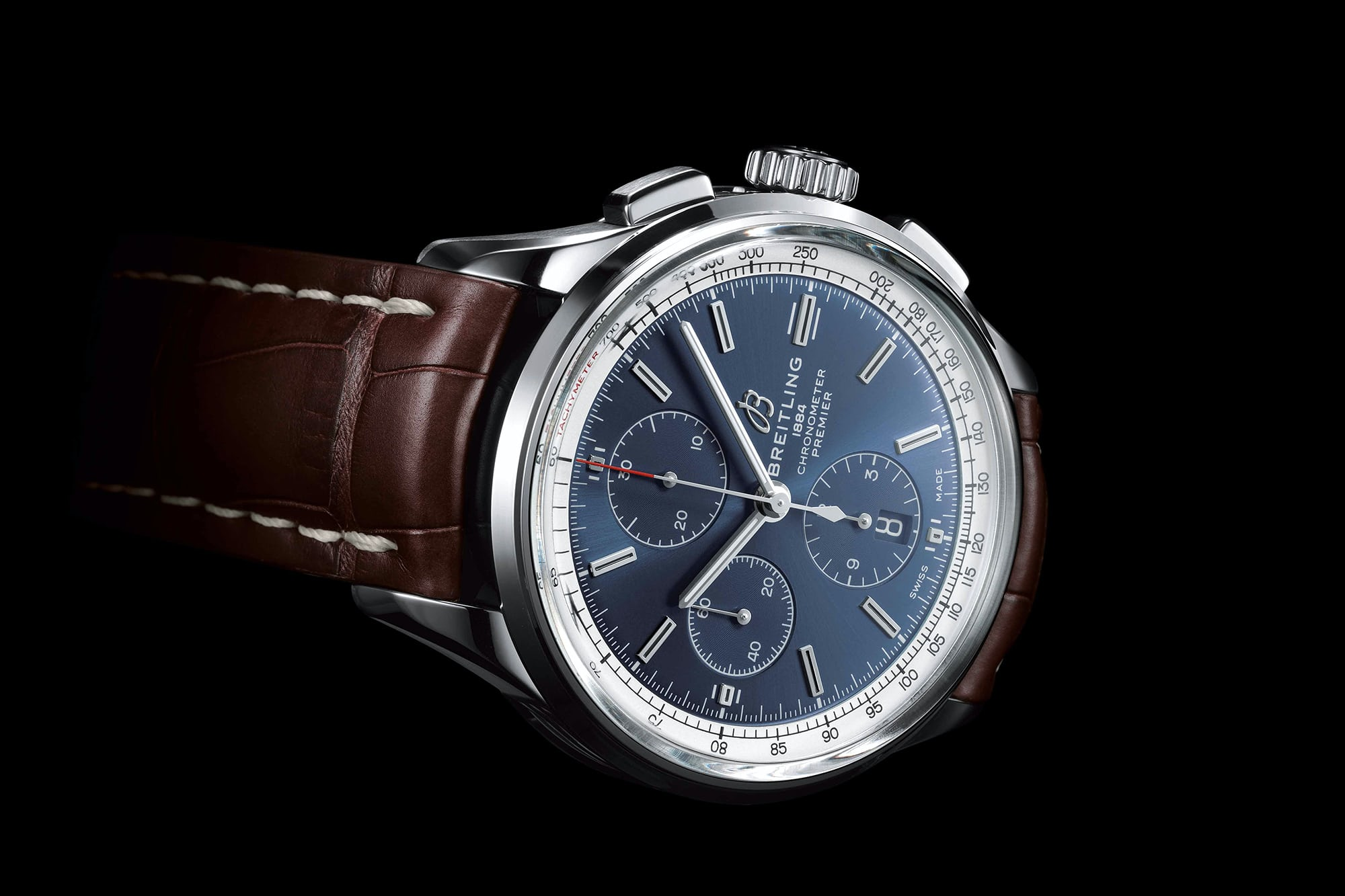 Introducing: The New Breitling Premier Collection (Live Pics & Pricing) a