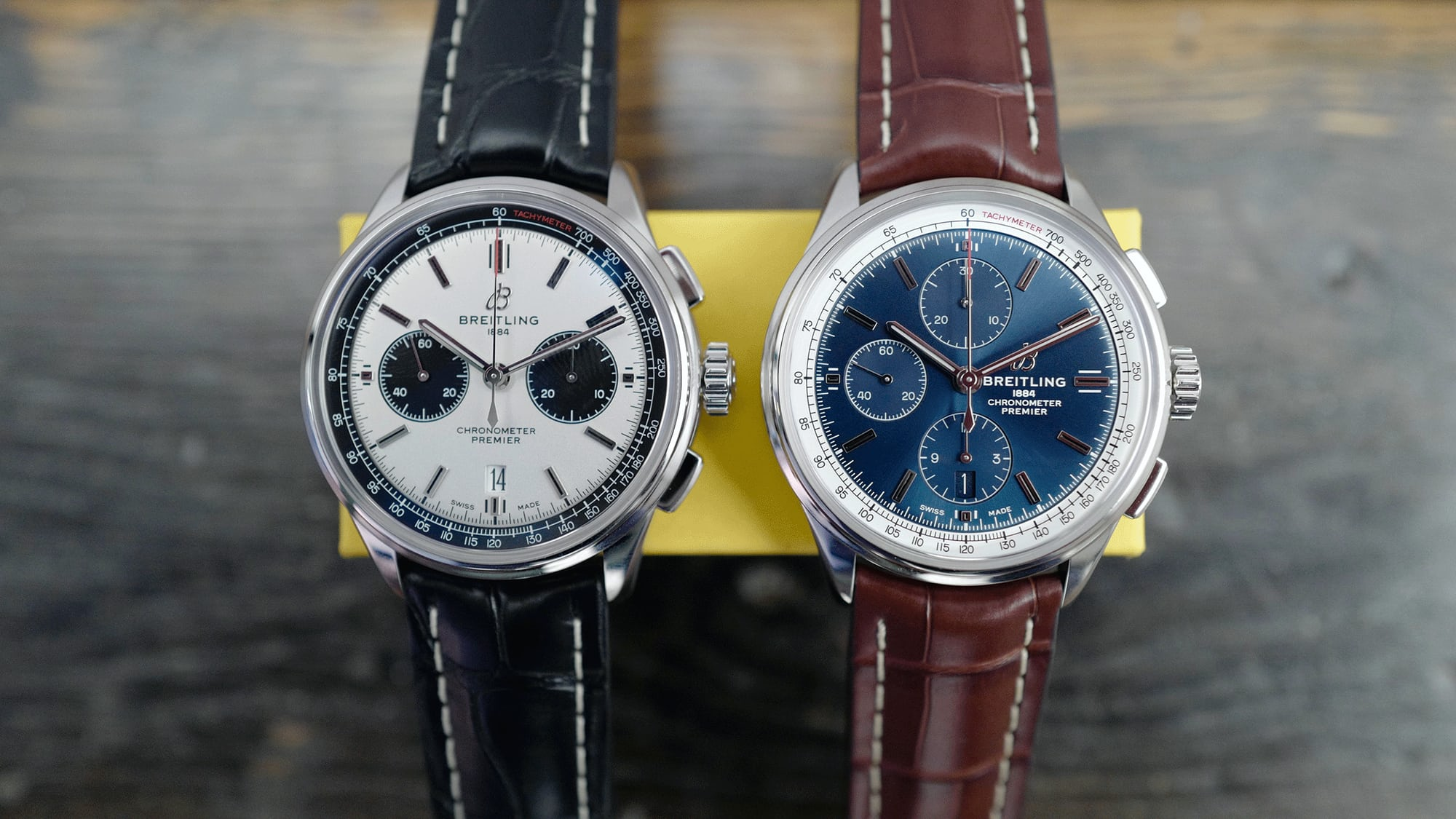 Introducing: The New Breitling Premier Collection (Live Pics & Pricing) uuuu