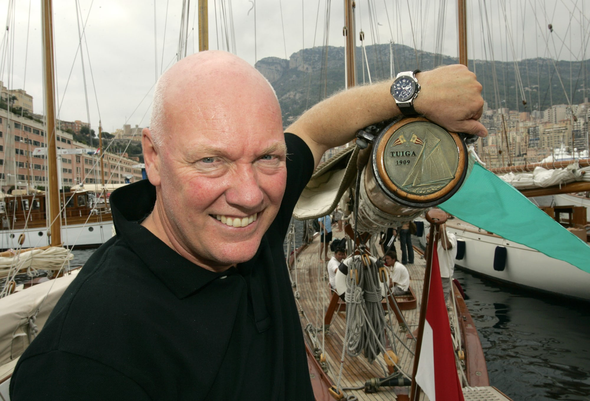Personalities: Jean-Claude Biver And The Making Of The Modern Watch Industry 145 jean claude biver