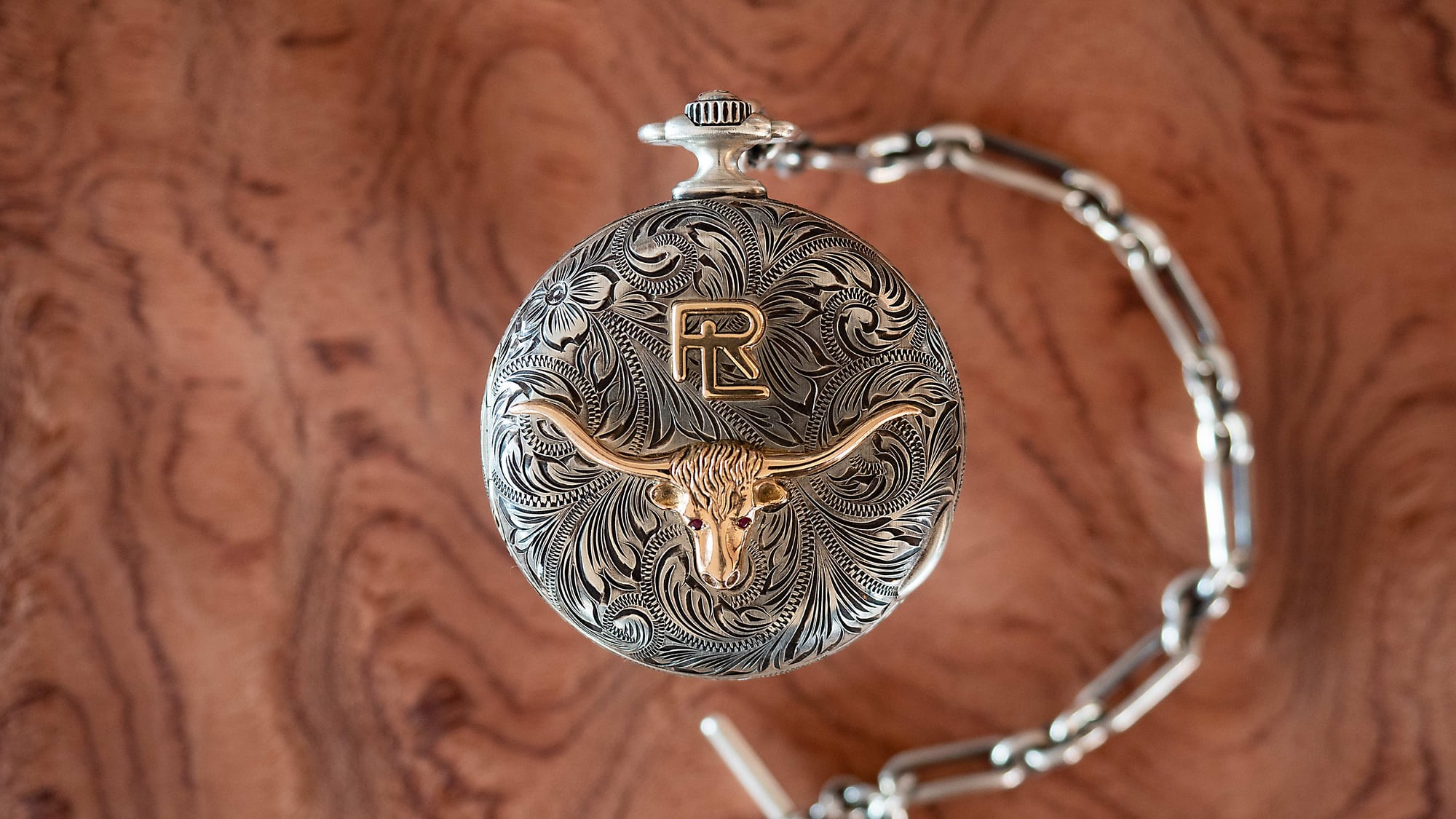 Introducing: The Ralph Lauren American Western Watch Collection Pocket Watch (Live Pics) P9180737