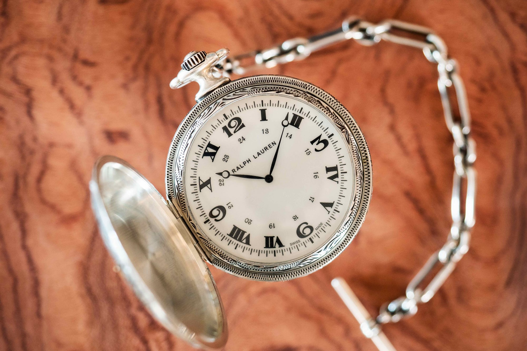 Introducing: The Ralph Lauren American Western Watch Collection Pocket Watch (Live Pics) P9180733