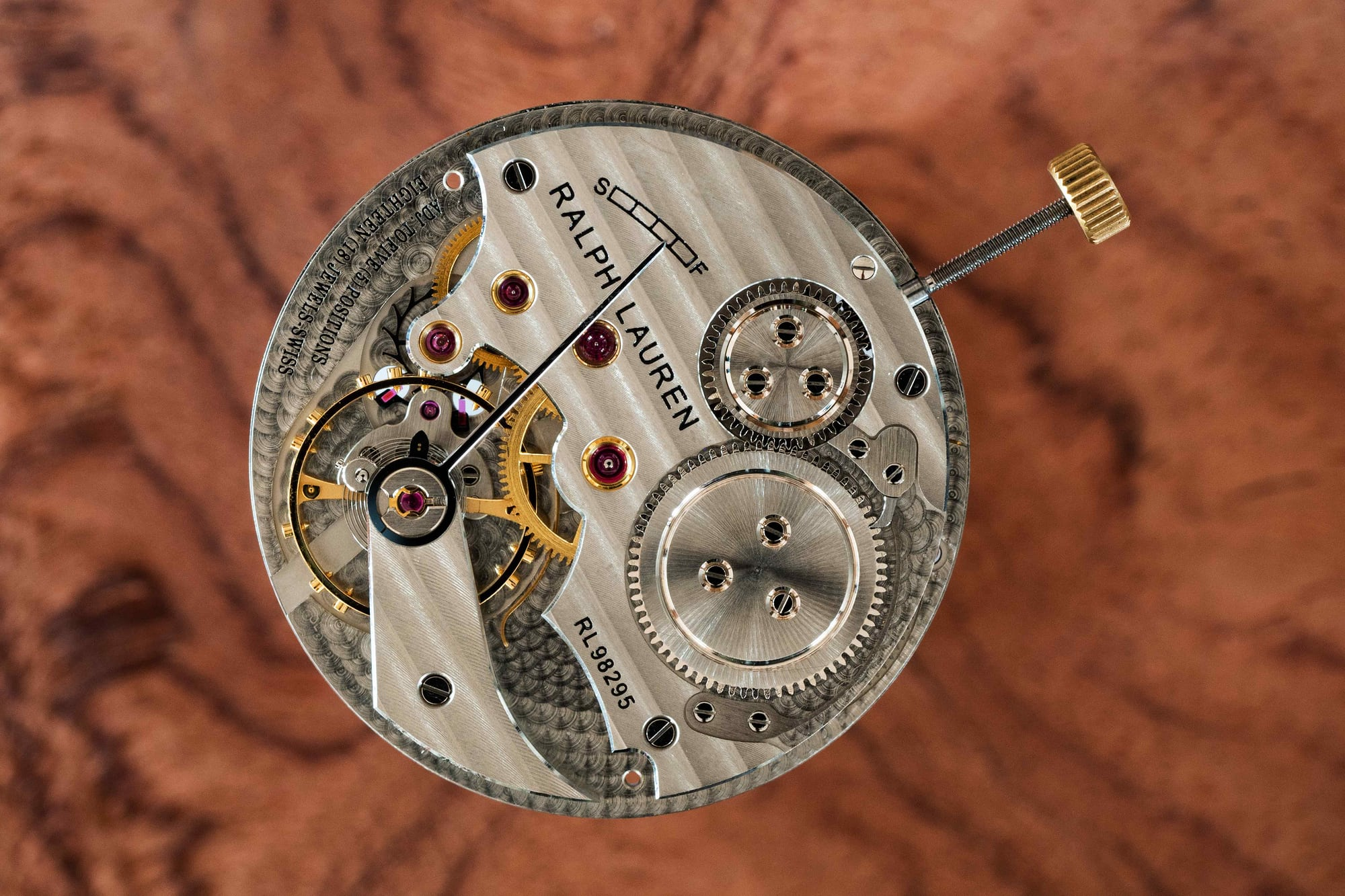 Introducing: The Ralph Lauren American Western Watch Collection Pocket Watch (Live Pics) P9180745