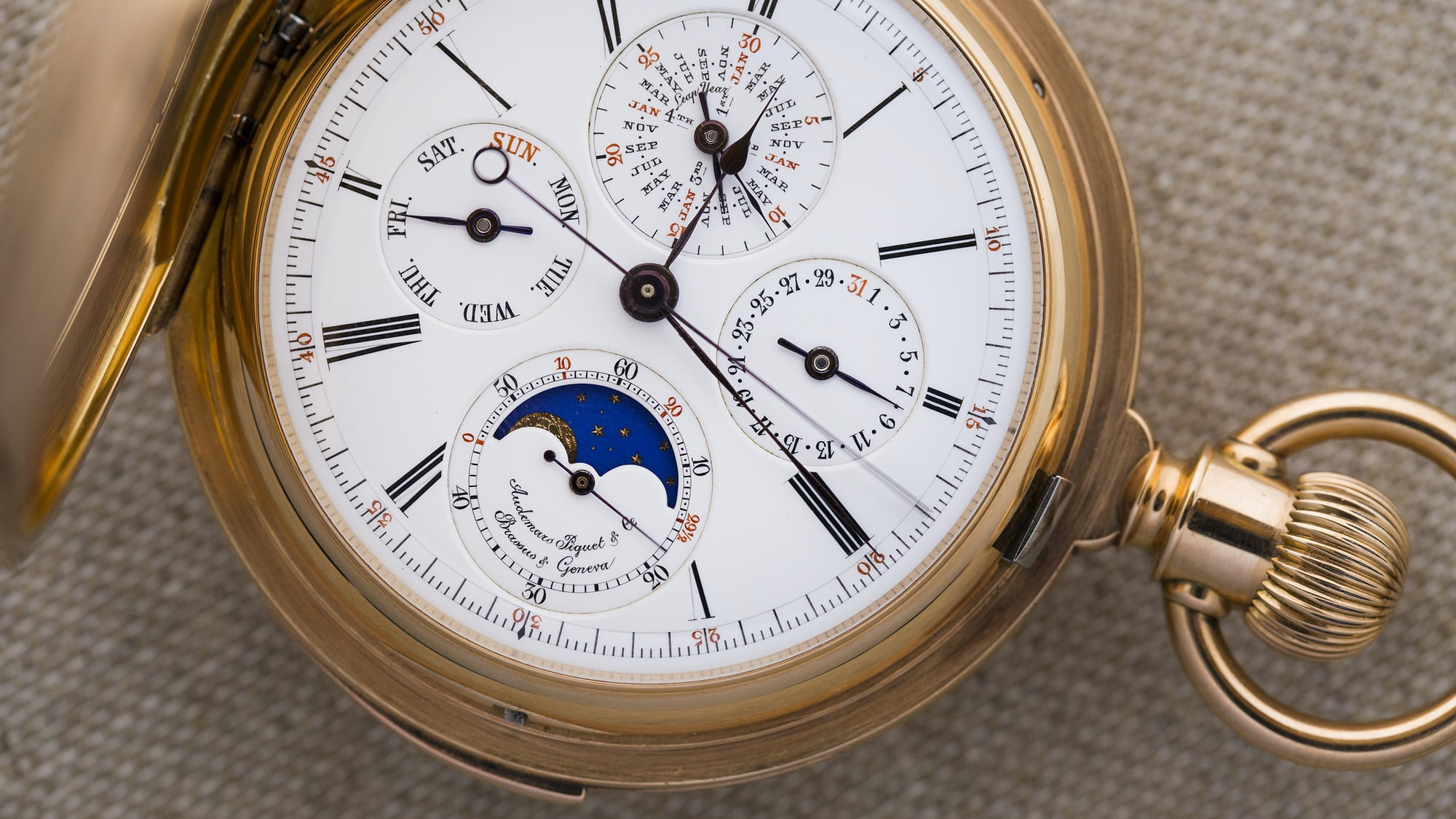 In Partnership – The Art Of Complexity, Episode 1: A History Of Complications At Audemars Piguet 3H0A0123 1 copy
