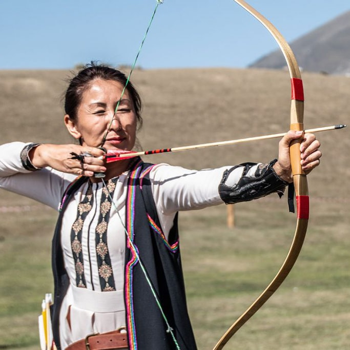 Weekend Round-Up: The Nomad Games, Living Underground, And Photographing Tokyo At Night Archery 1024x683