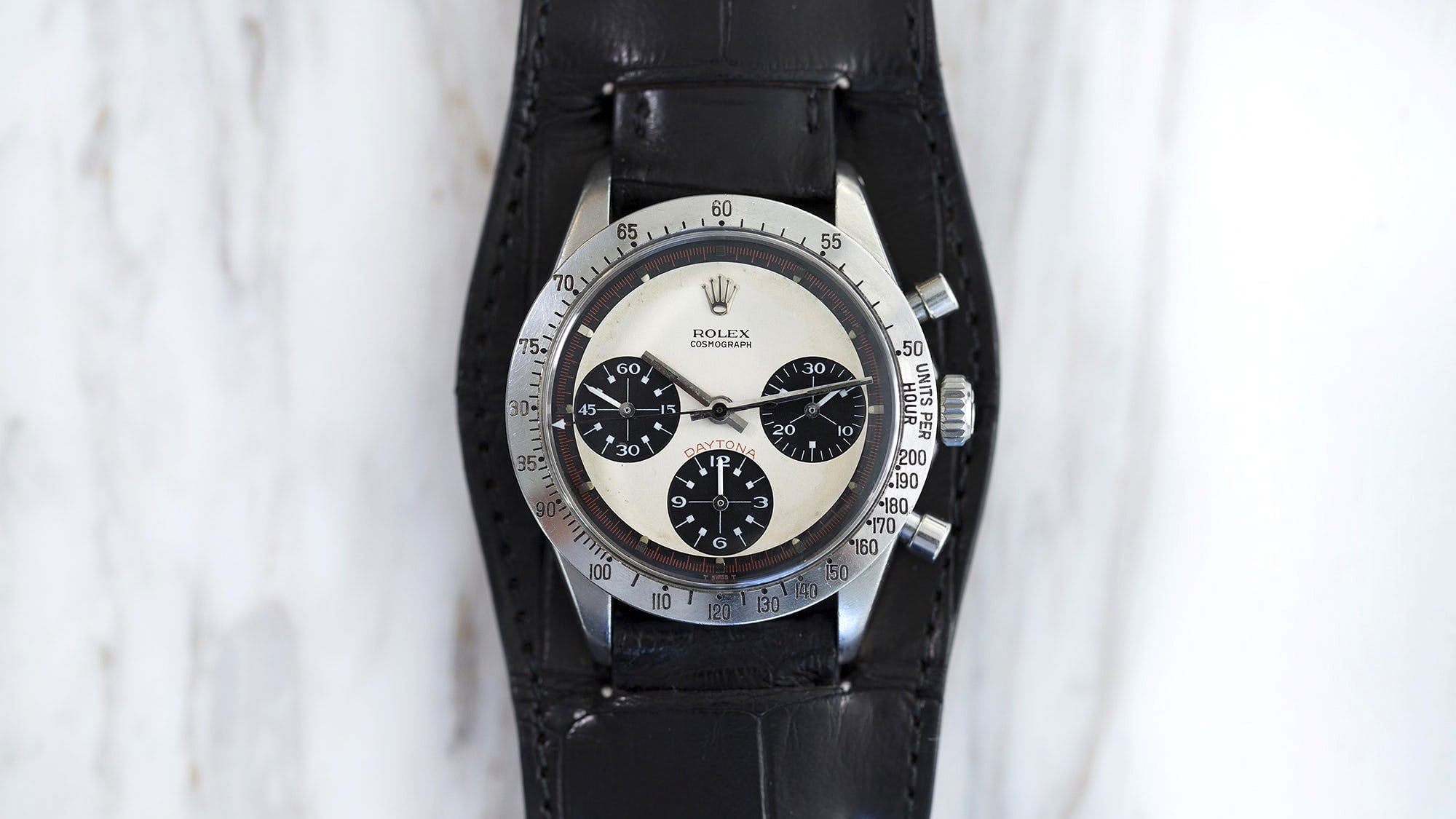 Sunday Rewind: The Record-Setting Sale Of Paul Newman's Rolex Daytona, One Year Later 3H0A5484 copy 2