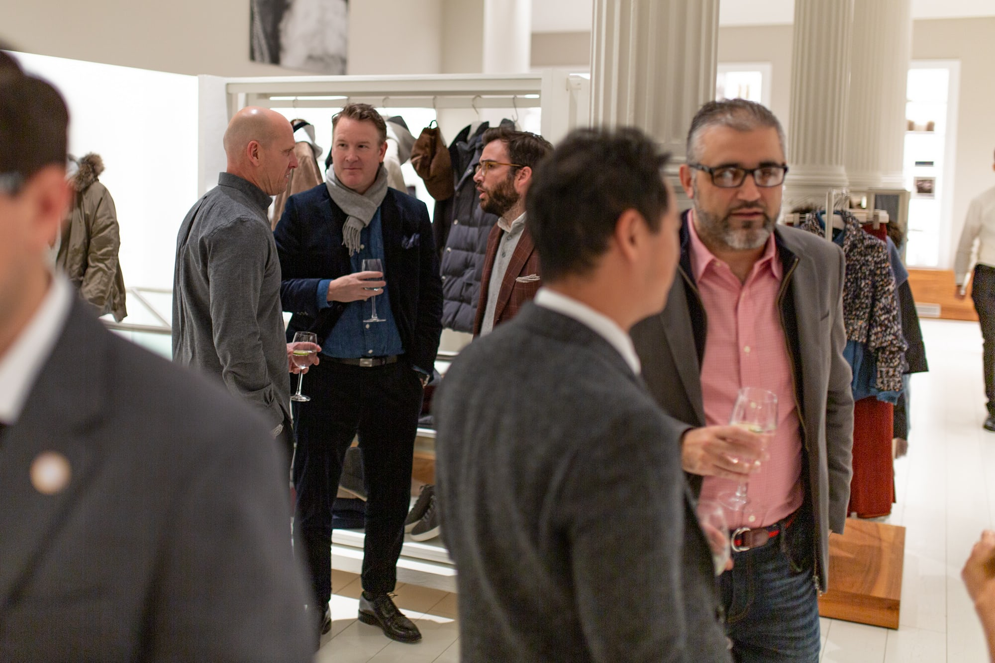 Photo Report: An Evening With Brunello Cucinelli In New York City 20010548