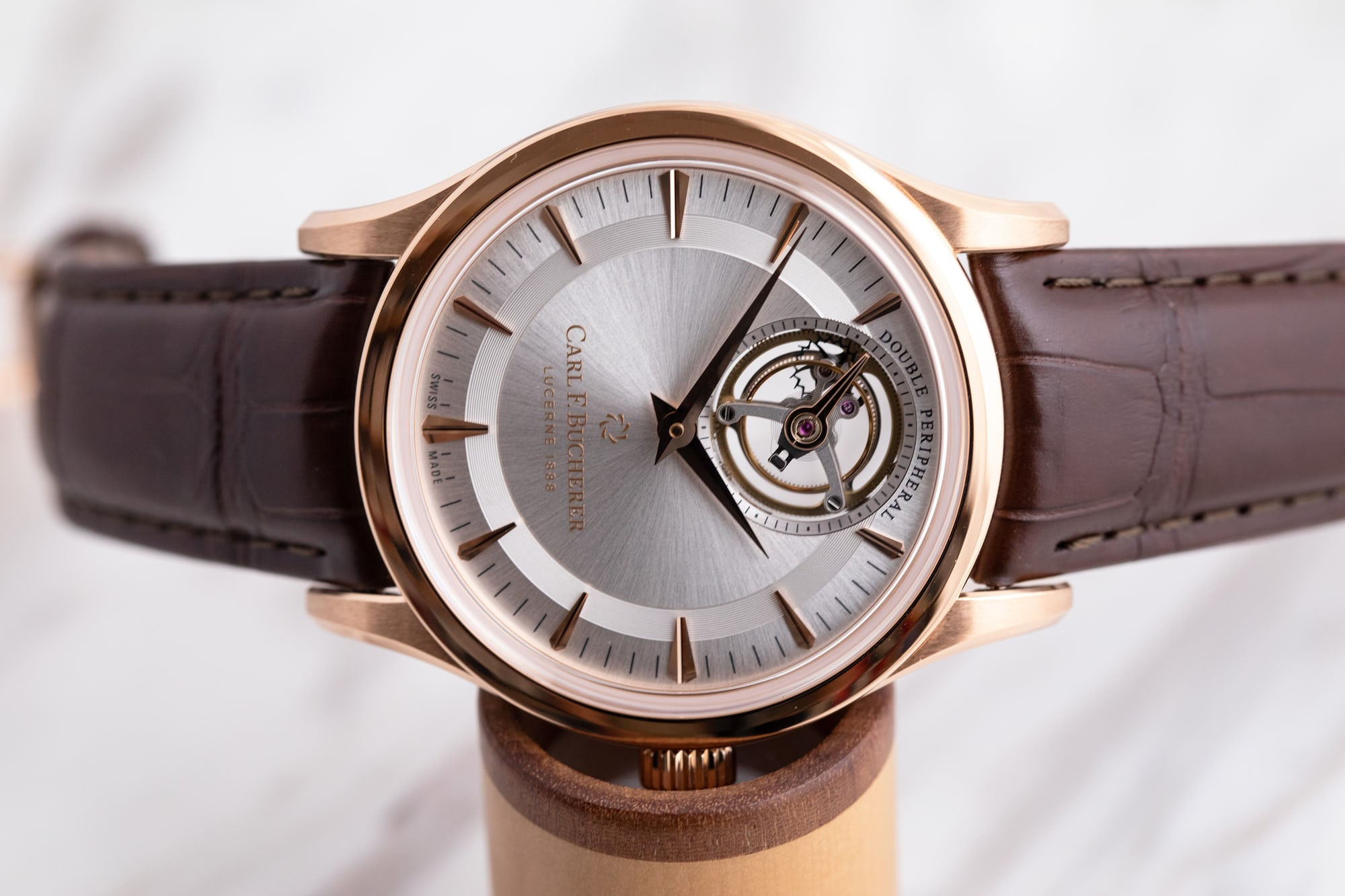 Hands-On: The Carl F. Bucherer Heritage Tourbillon Double Peripheral Limited Edition 729A0754