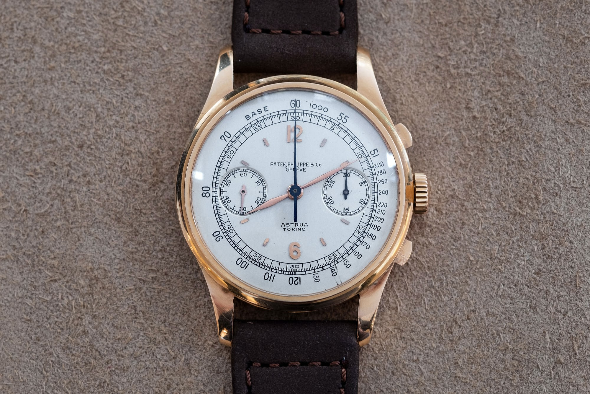 Auction Report: 13 Watches To Know About Going Into Phillips Geneva Watch Auction: Eight DSCF0045