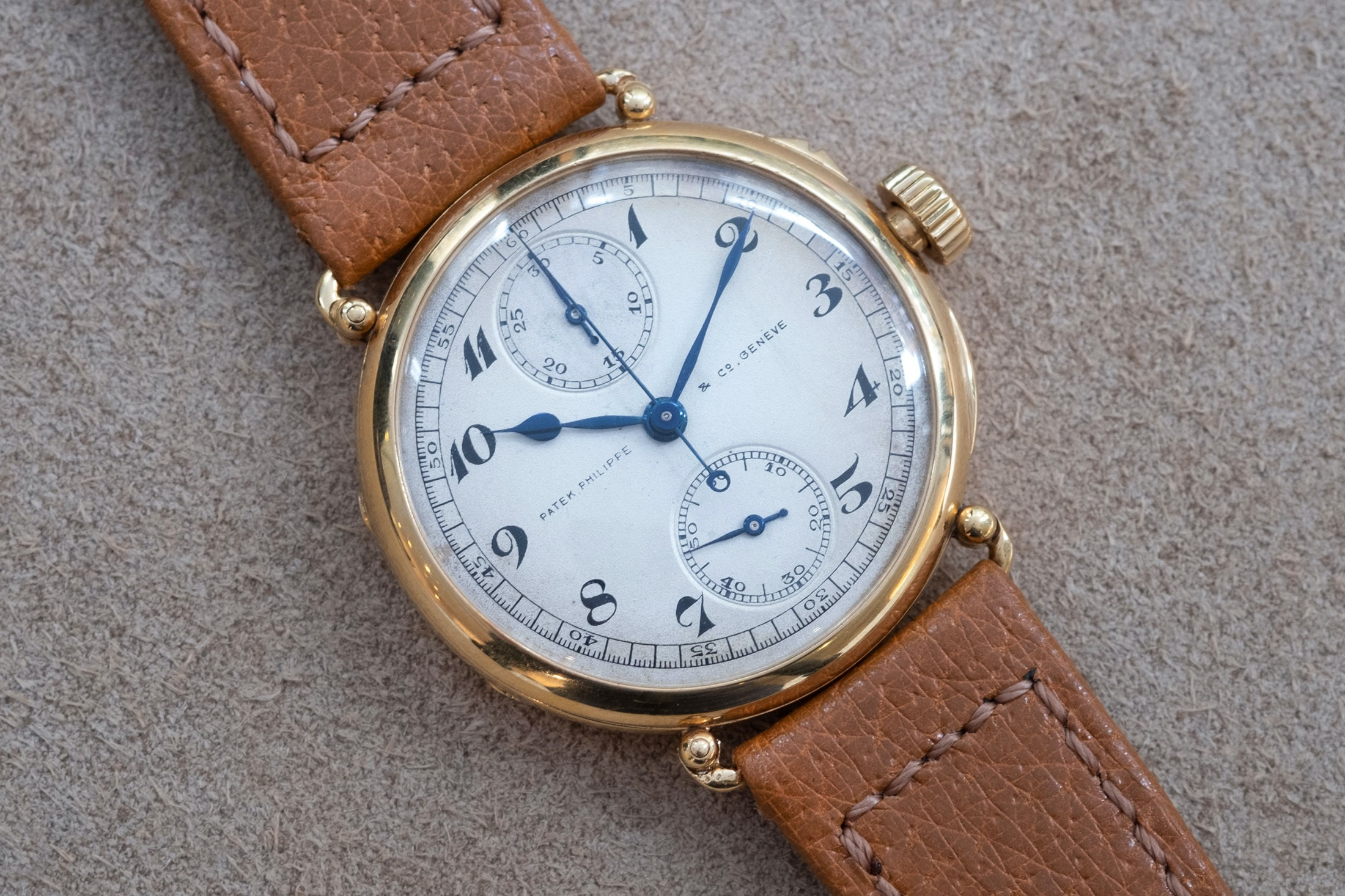 Auction Report: 13 Watches To Know About Going Into Phillips Geneva Watch Auction: Eight DSCF0008