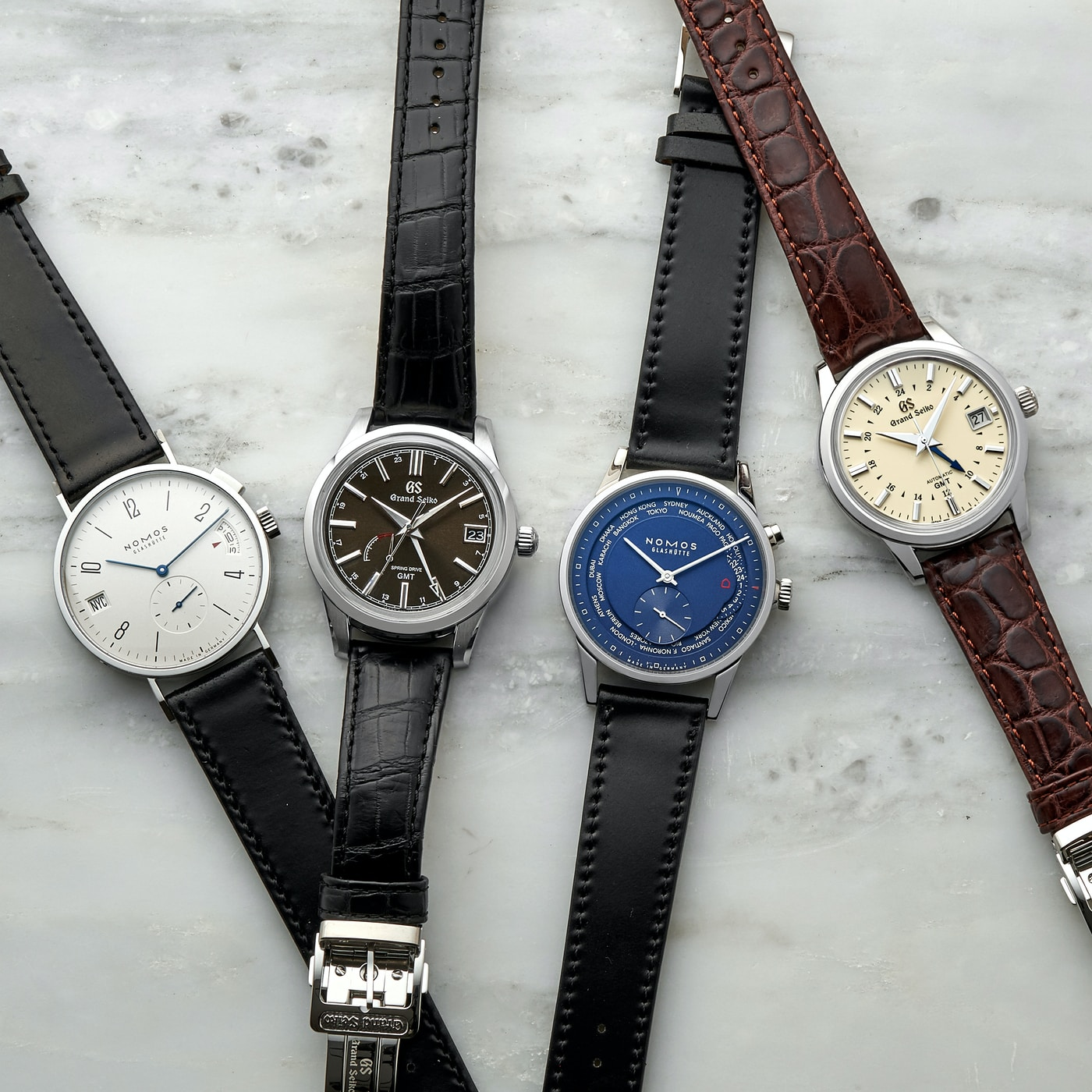 In The Shop Four Great Travel Watches And Accessories For Life On