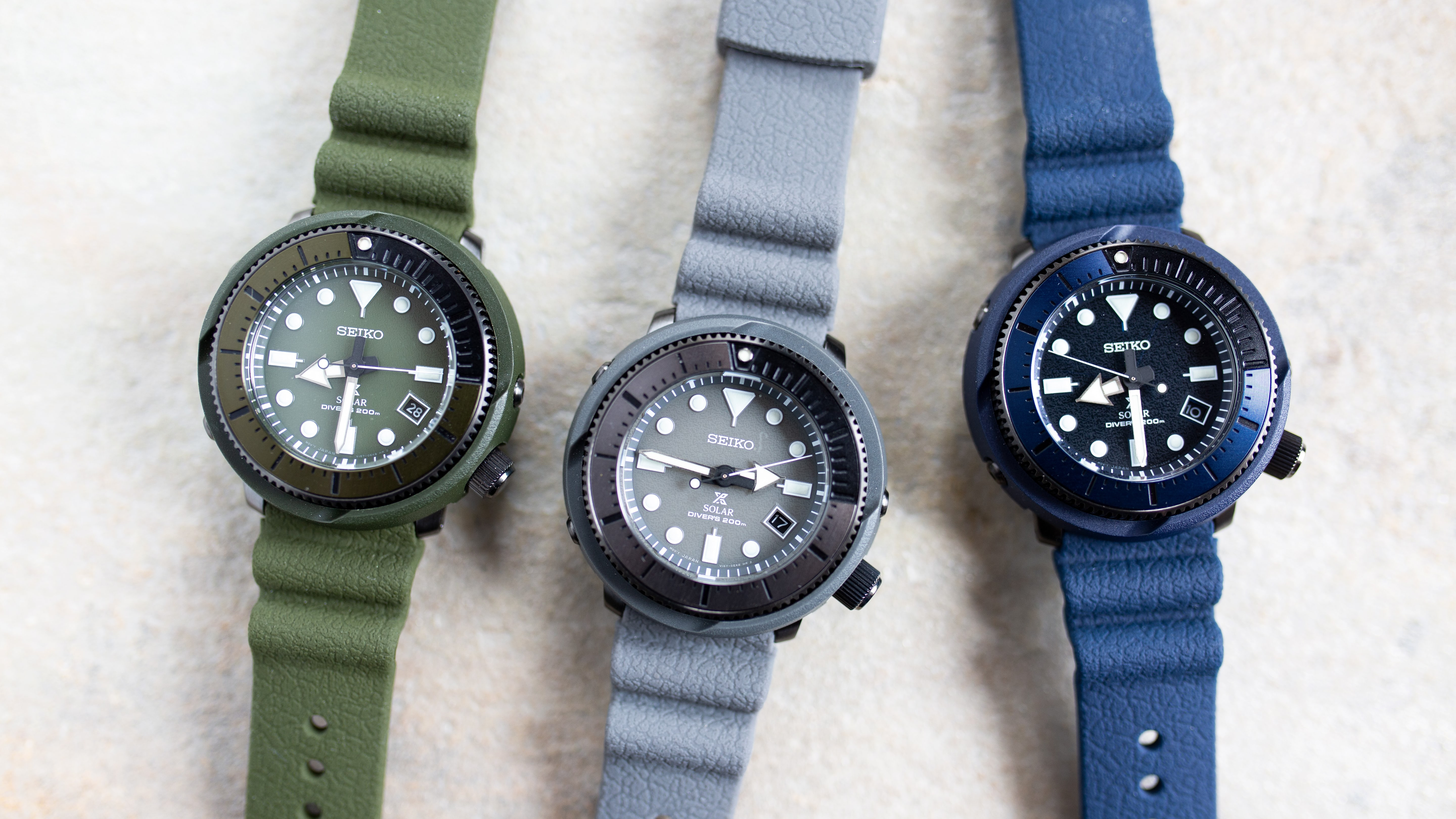 629a76647 Introducing  The Seiko Prospex  Street Series  Solar Divers - HODINKEE