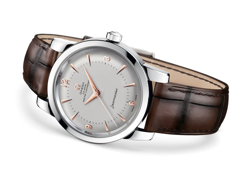 dc401925b2b Introducing  The Omega 1948 Seamaster Platinum Limited Editions ...