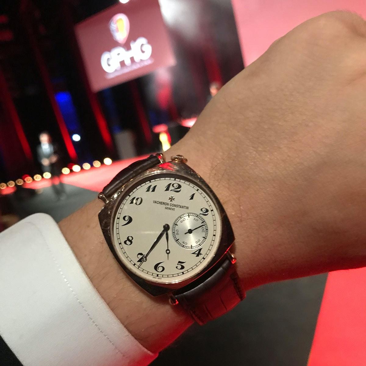 HODINKEE Radio: The 2018 Grand Prix d'Horlogerie de Genève vc